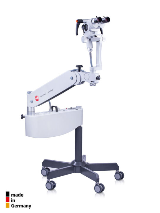 karl-kaps-germany-som52-colposcope-floor-stand